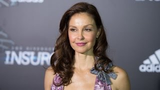 Ashley Judd Opens Up About Alleged Sexual Harassment by Hollywood Heavyweight