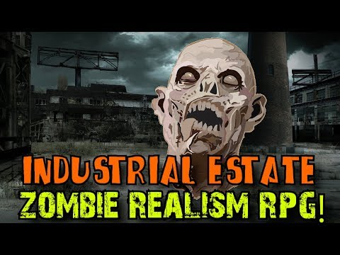 Industrial Estate Zombies RPG: Zombie Realism 3.0!!! (World at War Custom Zombies)