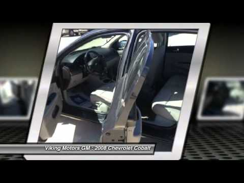 2008 Chevrolet Cobalt Arborg Manitoba 320884