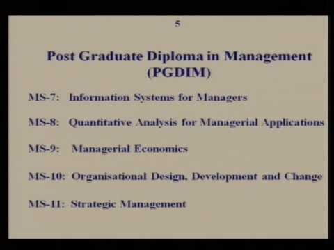 Induction Programme to Management-1