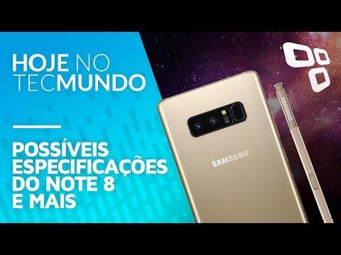 Mudanças no Facebook, Nokia 8 revelado, detalhes do Galaxy Note 8 e mais - Hoje no TecMundo