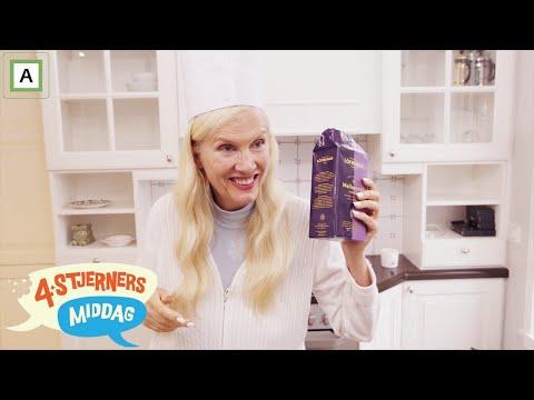 4-stjerners Middag   Gunilla Persson lager ekte svenske kjøttboller... med kaffe   TVNorge