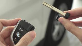 BMW i3 - Unlocking Vehicle Doors when Key Fob is Out of Battery