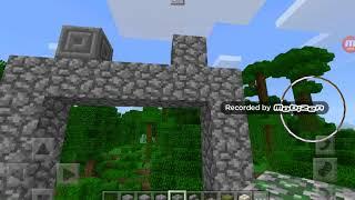 Cat waterfall!!!! Minecraft  Cat Land