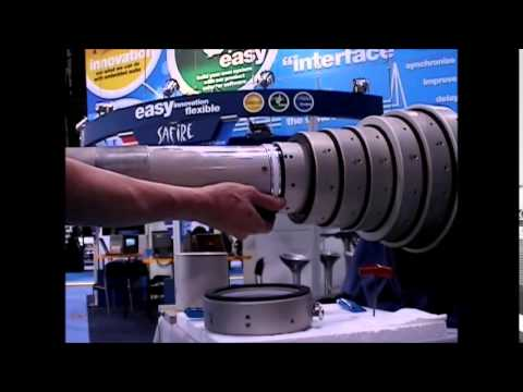 Hilomast Pneumatic Masts Video