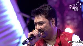 jab-koi-baat-bigad-jaaye-from-the-movie-jurm-by-kumar-sanu-at-55th-bengaluru-ganesh-utsava