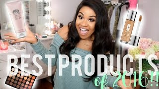 BEST Beauty Products of 2016! | NitraaB