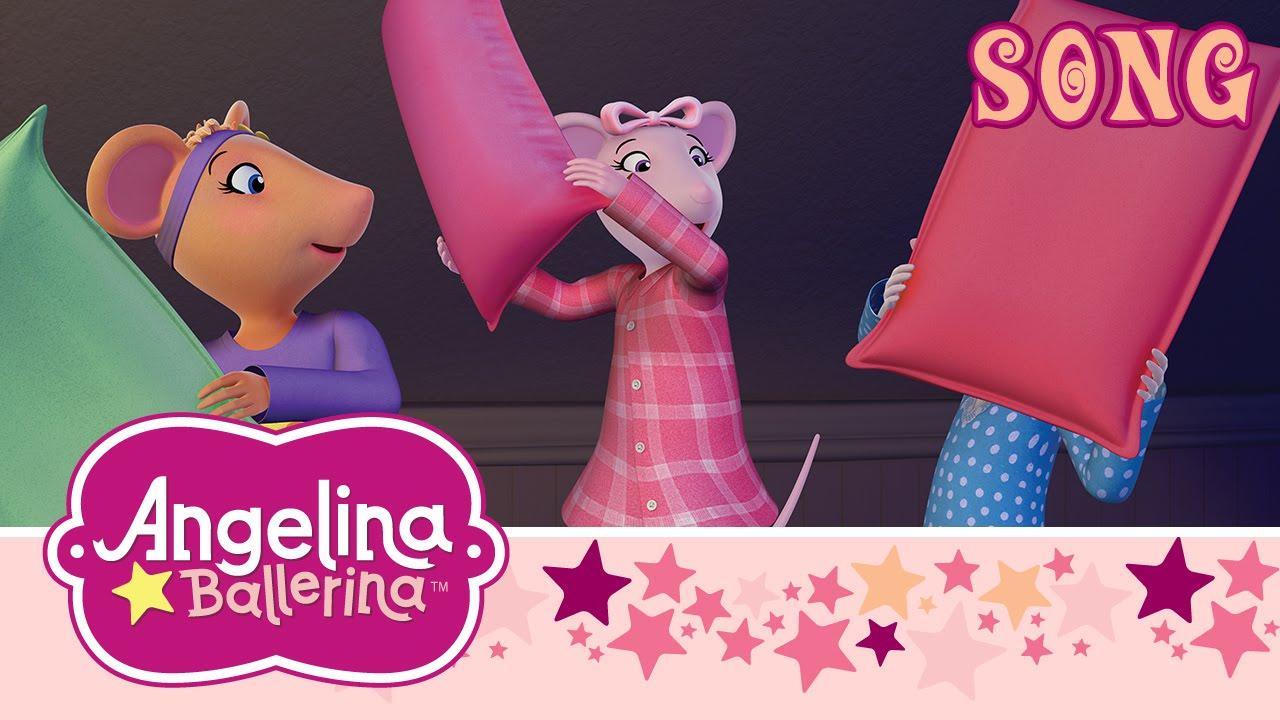 Angelina Ballerina Dancing In The Moonlight Song Youtube