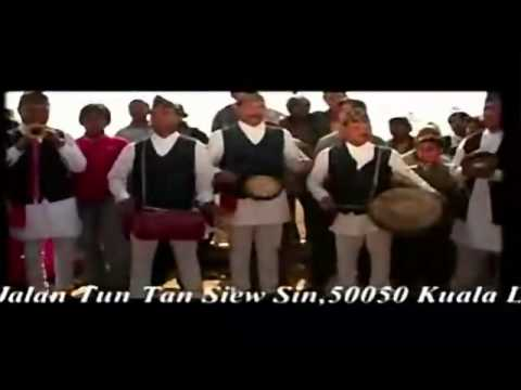 Nepali Folk Song  Panche Baja