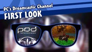 First Look: POD SpeedZone (Dreamcast)