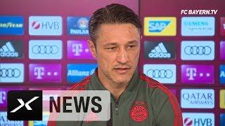 Niko Kovac über Leon Goretzkas Rückkehr, Schalke 04 und Luka Modric | Schalke 04 - FC Bayern | SPOX