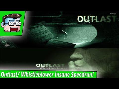 Outlast/ Whistleblower Insane Speedrun | Hype for Outlast 2