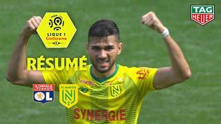 Olympique Lyonnais - FC Nantes ( 0-1 ) - Résumé - (OL - FCN) / 2019-20