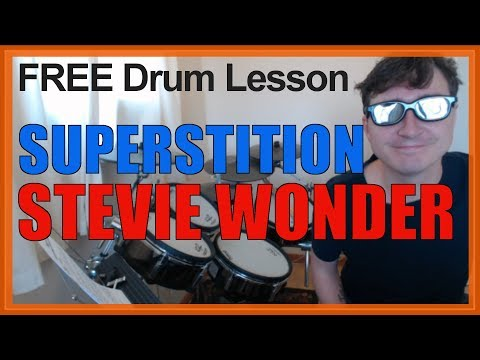 """Superstition"""" (Stevie Wonder) MINI-SONG LESSON – Free Video"""