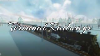 ROBLOX | Terminal Railways | POLAR EXPRESS & IT'S CREATOR!