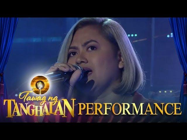 Tawag ng Tanghalan: Kim Nemenzo | Someone Like You