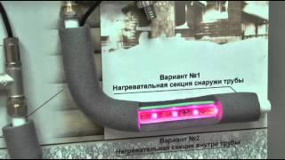 Устройство для ввода нагревательной ленты в водопроводную трубу 'Heatline-BKT-1/2-3/4