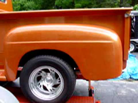 1948 Ford F1 Hot Street Rod Pickup Truck w/ Big Block 460