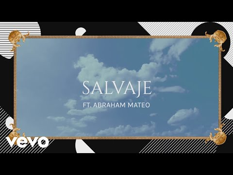 Lali - Salvaje (Animated Pseudo Video) ft. Abraham Mateo