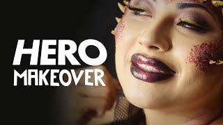 Encouraging Positive Body Image Through Cosplay - Hero Makeover Ep. 2