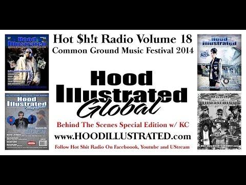 Hot $hit Radio Volume 18/ Hood Illustrated Edtion
