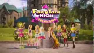 TV Commercial - S-K Victory - Fairy Tale High - Disney Teen Dolls - Where Magic Happens