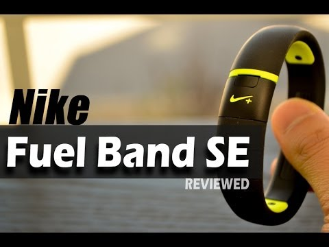 Nike FuelBand SE (2nd Generation) - REVIEW