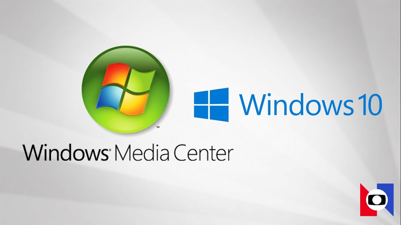 Windows media center software