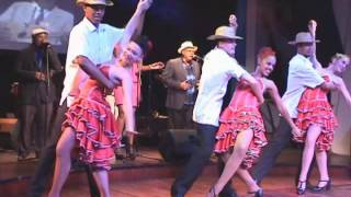 Dance and Music Show at Cafe Havana, Cuba