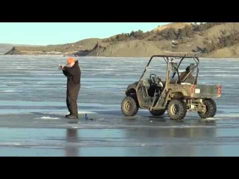 Fort Peck Pike First Day 2015
