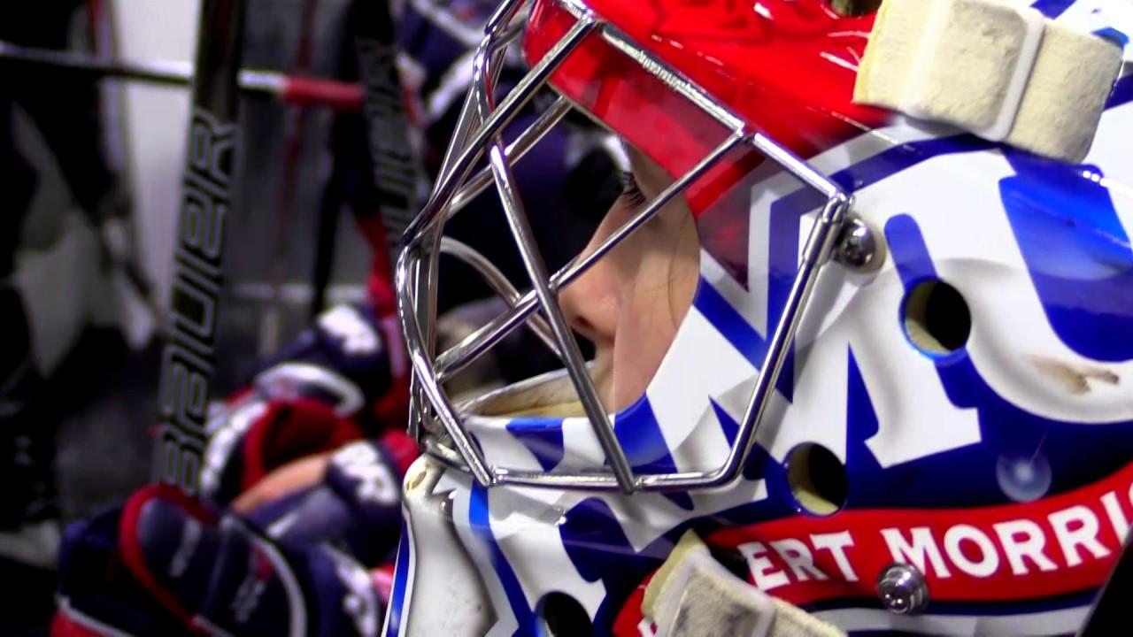 Robert Morris Women's Hockey -CHA Intro