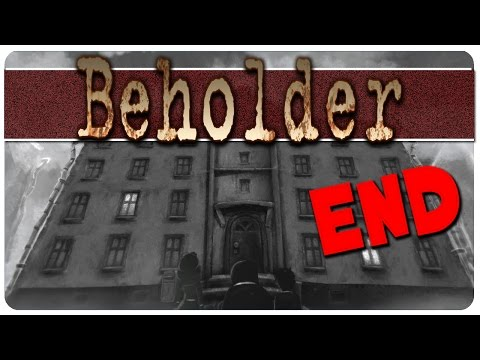 The Explosive End of Scumbaggery! - Beholder Gameplay | Evil Run | Let's Play Ending