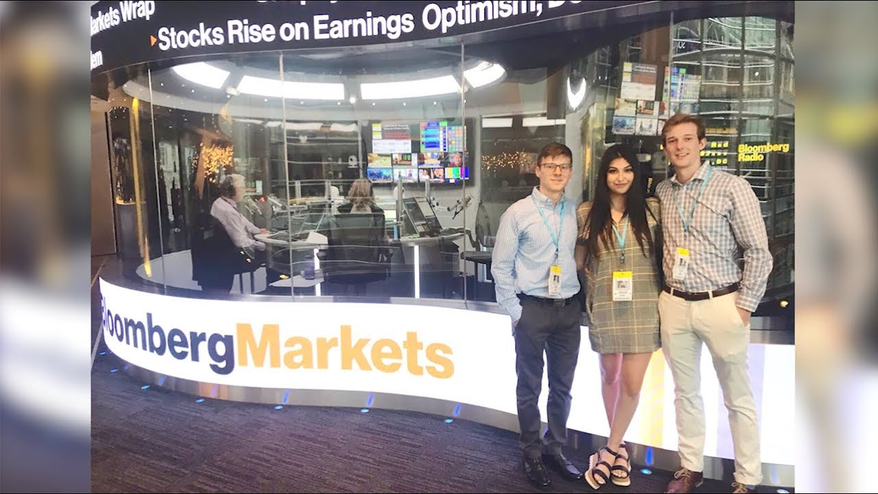Interns share highlights from their summer at KPMG