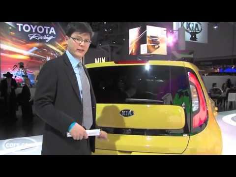 2014 Kia Soul Car Video Review