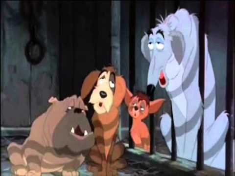Lady And The Tramp Dog Howl Song Youtube