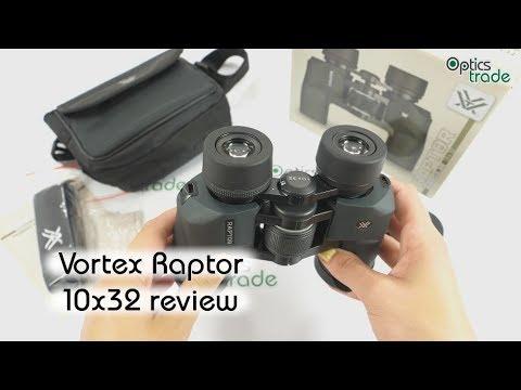 Vortex Raptor 10x32 binoculars review | Optics Trade Reviews