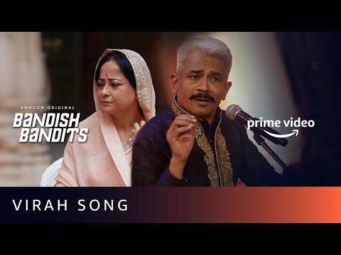 Virah Full Song - Bandish Bandits   Shankar Ehsaan Loy   Shankar Mahadevan   Amazon Original