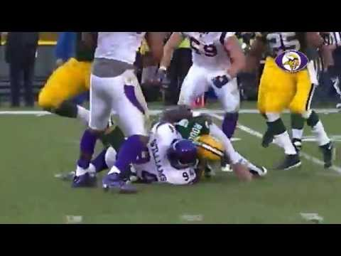 Pat Williams Vikings Highlights