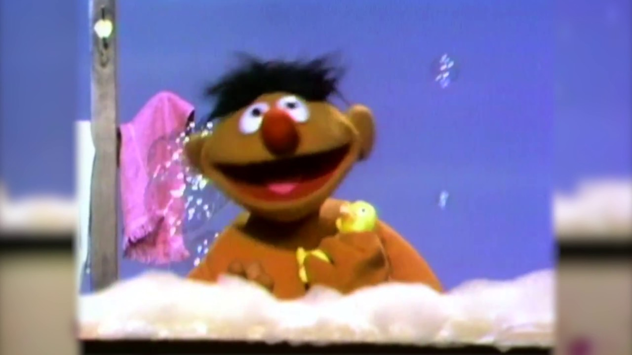 Sesame Street Quot Rubber Duckie Quot Multi Language Youtube