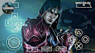 Download Real Tekken 7 On Android | Tekken 7 PPSSPP Android | Tekken 7 MOD Android