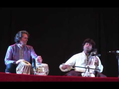 Raga Maru Bihag - Dilshad Khan sarangi & Heiko Dijker tabla