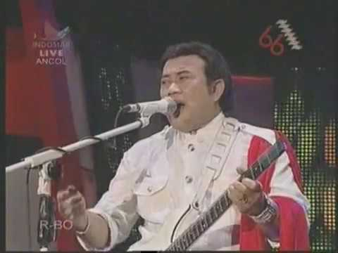 Full Konser Live Rhoma Irama & Soneta  HUT Kemerdekaan RI 66 di Pantai Festival Ancol   360p