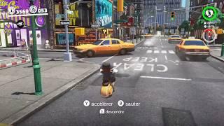 Super Mario Odyssey - Pays des gratte-ciel