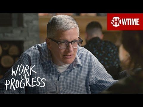 'The Wrong Bathroom Look' Ep. 4 Official Clip | Work In Progress | SHOWTIME