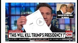 Chris Cuomo EXPOSES Evidence that Trump Is Helping Russians DESTROY America. This is horrible