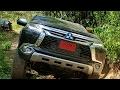 Offroad Extreme : New Pajero Sport 4WD diff Lock จัยเสาะ@หินสี Part#9