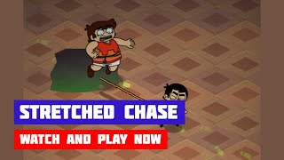 Victor and Valentino: Stretched Chase · Game · Gameplay
