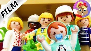 Wróblewscy Film PL - EMMA NIE CHCE NIGDY DOROSNĄĆ - na zawsze dzieckiem | Serial Playmobil