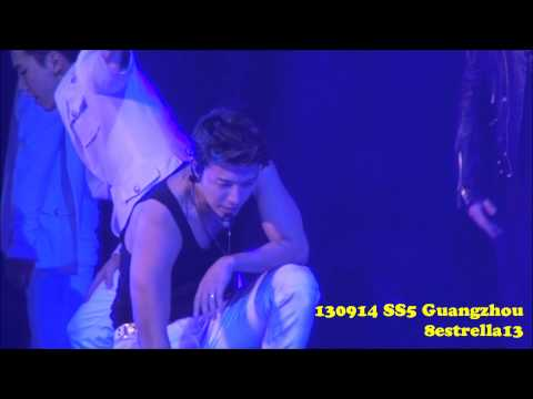 【Donghae fancam】130914 SS5 Guangzhou 〜So Cold〜 Super junior