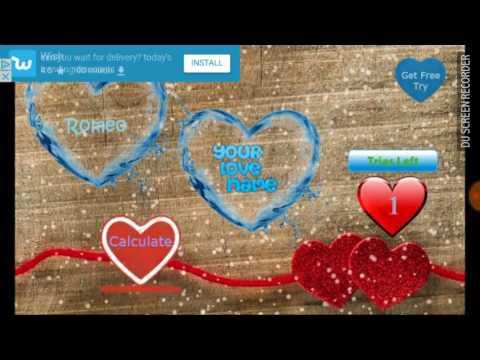 Love Calculator App on Google Play